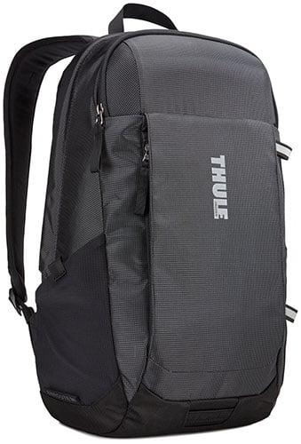 תיק גב שחור מדגם EnRoute למחשב נייד 15